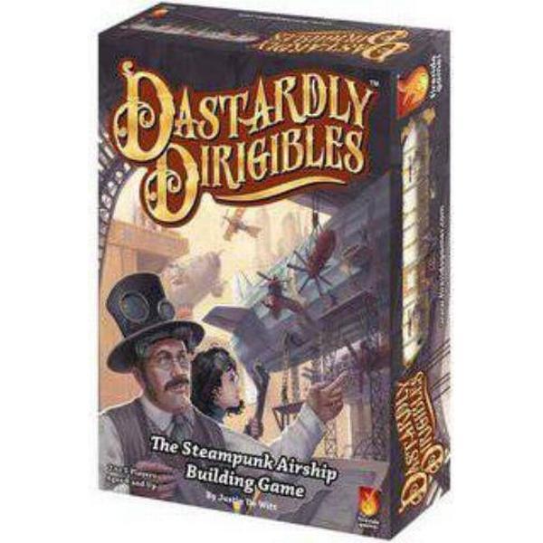 Fireside Games Dastardly Dirigibles