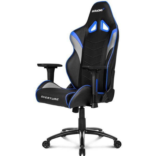AKracing Overture Gaming Chair - Black/Blue
