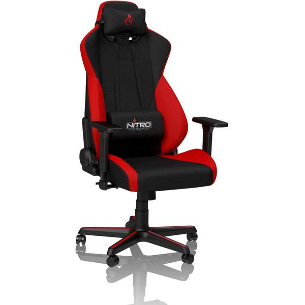 Nitro Concepts S300 Gaming Chair - Inferno Red