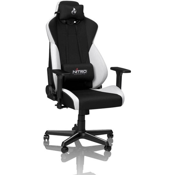 Nitro Concepts S300 Gaming Chair - Radiant White