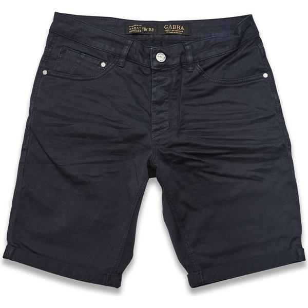 Gabba Jason 3/4 Dali Shorts - Black