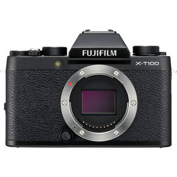 Fujifilm X-T100 + XC 15-45/f3.5-5.6 OIS PZ + 50-230f/4.5-6.7 OIS II