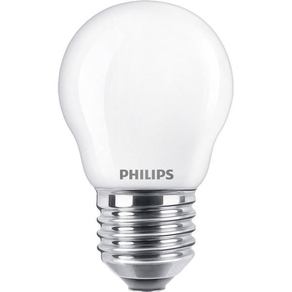 Philips Lustre LED Lamps 4.3W E27