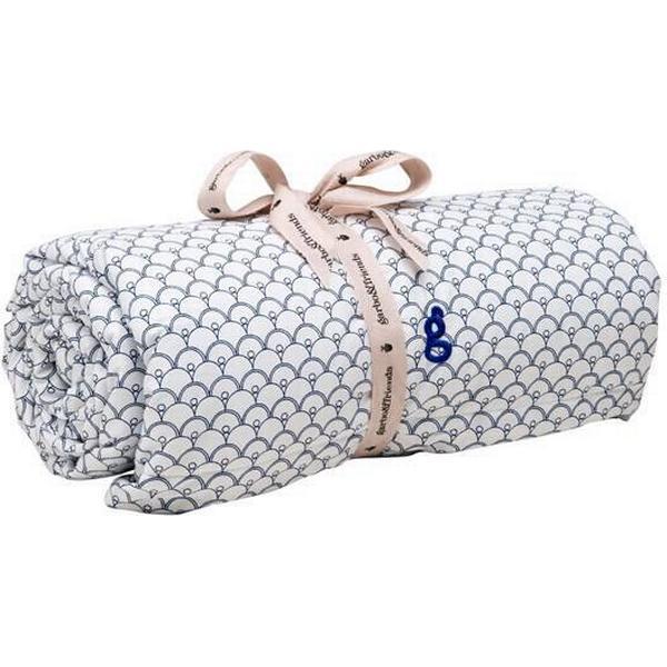 Garbo&Friends Cupola Blue Filled Blanket