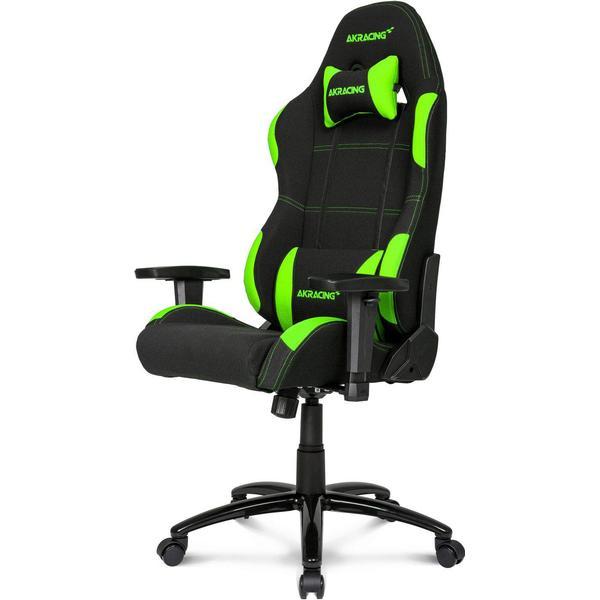 AKracing K7012 Gaming Chair - Black/Green