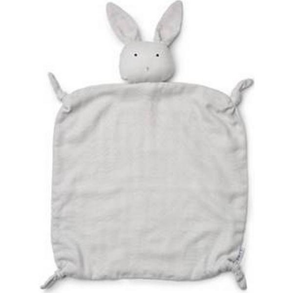 Liewood Agnete Cuddle Cloth Rabbit Dumbo Grey
