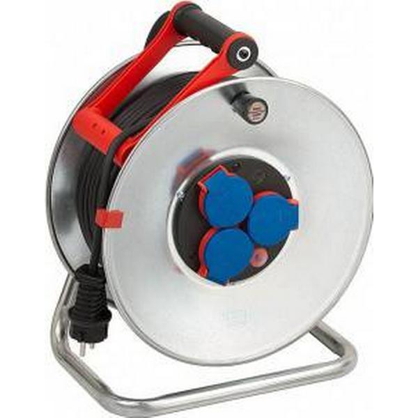 Brennenstuhl Garant S 1198590 3-way 50m Cable Drum