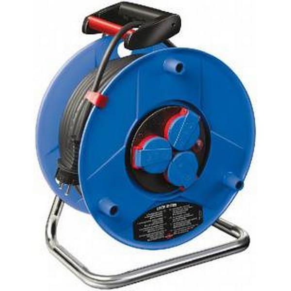 Brennenstuhl Garant 1217020 3-way 20m Cable Drum