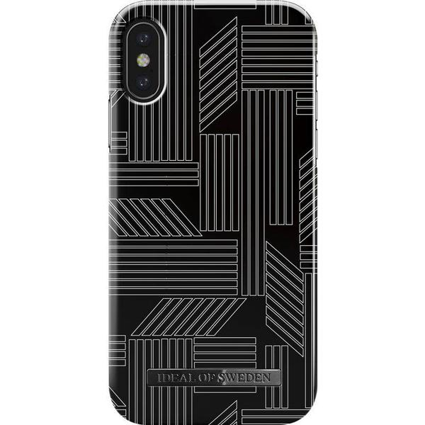 iDeal of Sweden Geometric Puzzle Fashion Case (iPhone X)