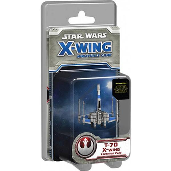 Fantasy Flight Games Star Wars: X-Wing Miniatures Game T-70 X-Wing Expansion Pack