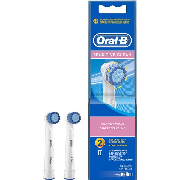 Oral-B Sensitive Clean 2-pack