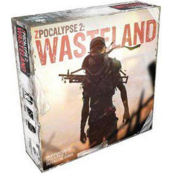 Greenbrier Games Zpocalypse 2: Wasteland