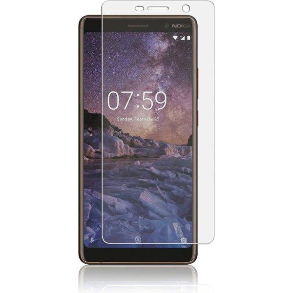 Panzer Premium Full-Fit Glass Screen Protector (Nokia 7 Plus)
