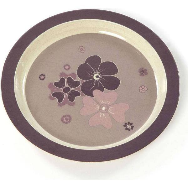 Smallstuff Flat Plate Flowers