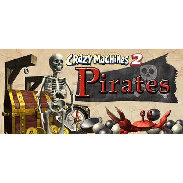 Crazy Machines 2: Pirates