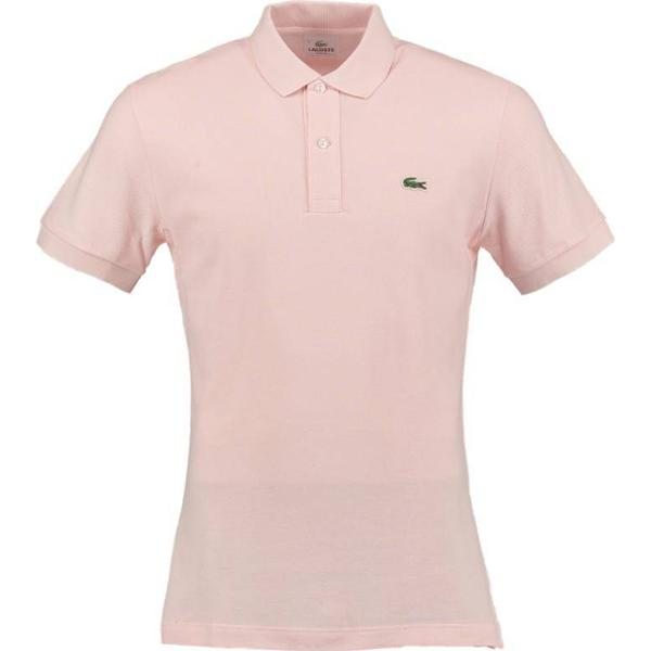 Lacoste Polo Shirt - Flamingo