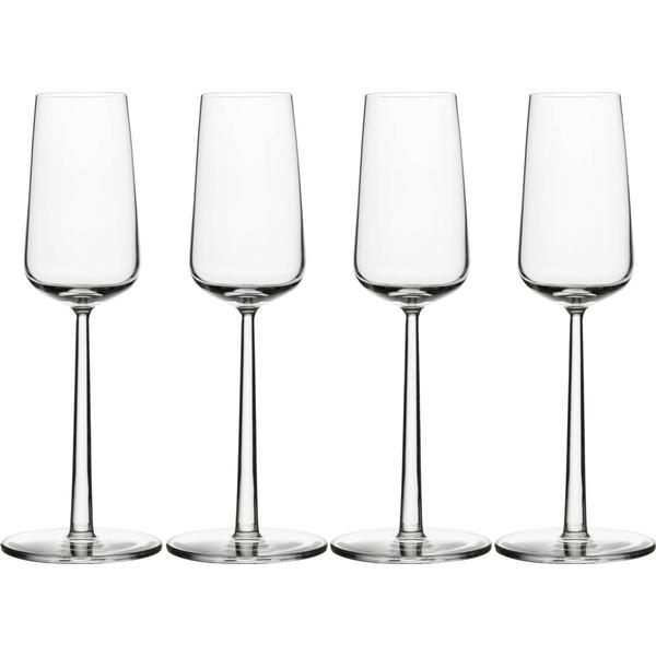 Iittala Essence Champagneglas 21 cl 4 st