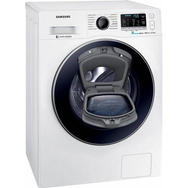 Samsung WW80K52A0VW