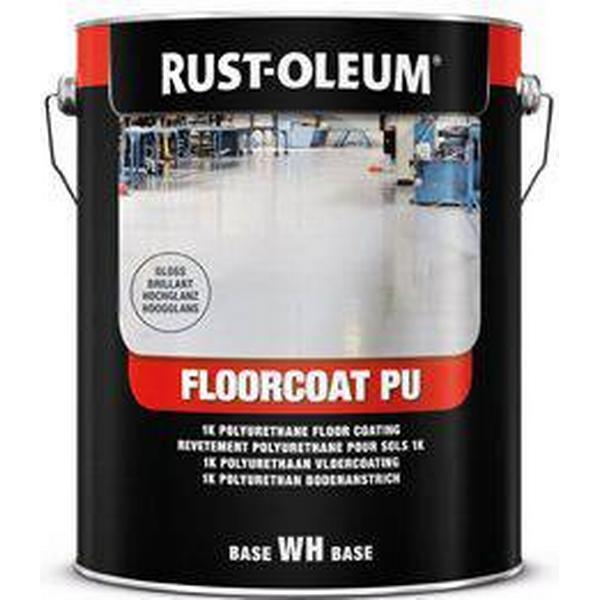 Rust-Oleum 7200 Floor Paint Yellow 2.5L