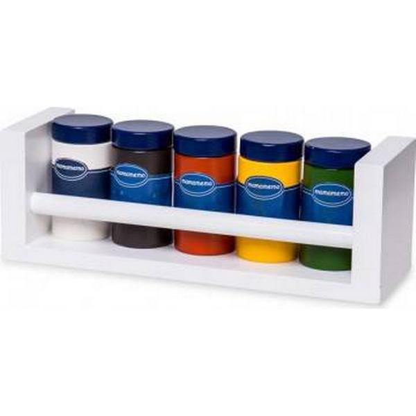 MaMaMeMo Spice Rack with Herbs
