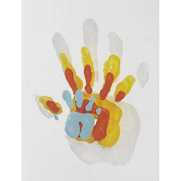Baby Art Family Touch Superposed Hand Prints