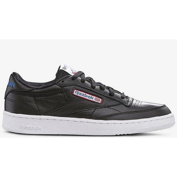 4eb951aa15a Reebok Club C 85 SO - Black/Blue/White/Red - Hitta bästa pris ...