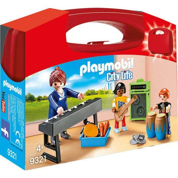 Playmobil Music Class Carry Case 9321