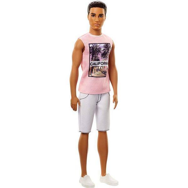 Mattel Ken Fashionistas Doll 4 Cali Cool Original