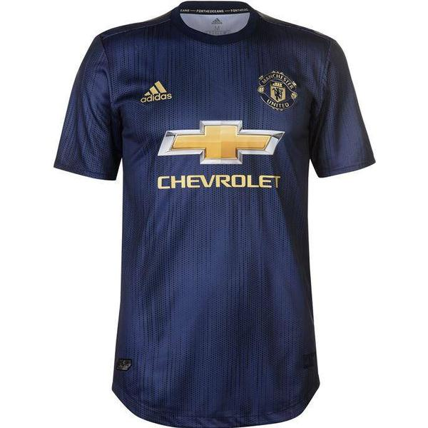 Adidas Manchester United Third Authentic Jersey 18/19 Sr