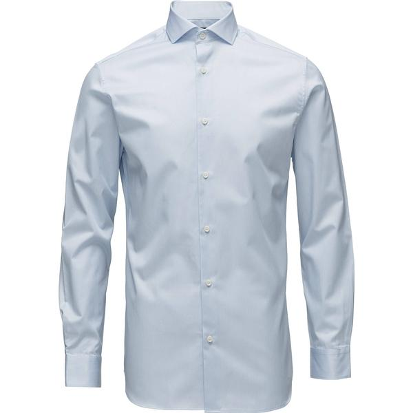 Selected Slim Fit Shirt Blue/Light Blue