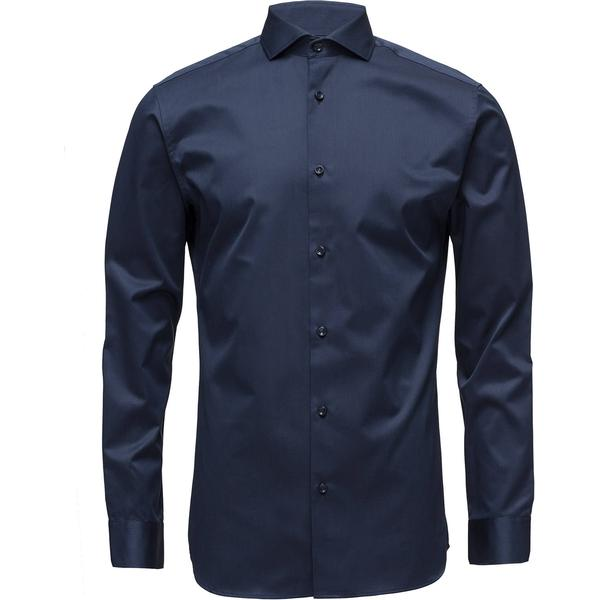 Selected Slim Fit Shirt - Blue/Insignia Blue