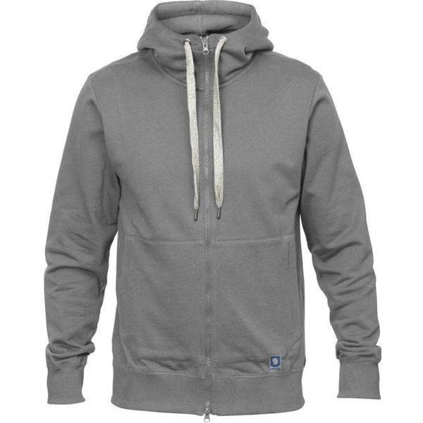 Fjällräven Greenland Zip Hoodie - Grey