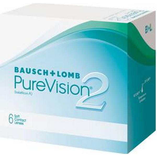 bausch lomb purevision 2 hd 6 pack hitta b sta pris. Black Bedroom Furniture Sets. Home Design Ideas
