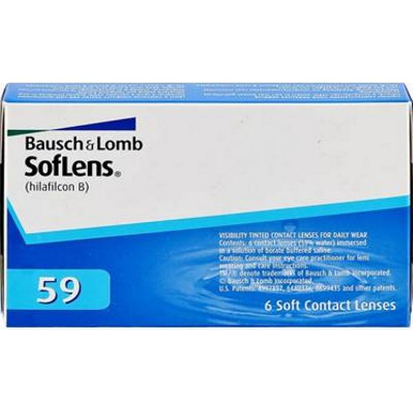 Bausch & Lomb SofLens 59 6-pack
