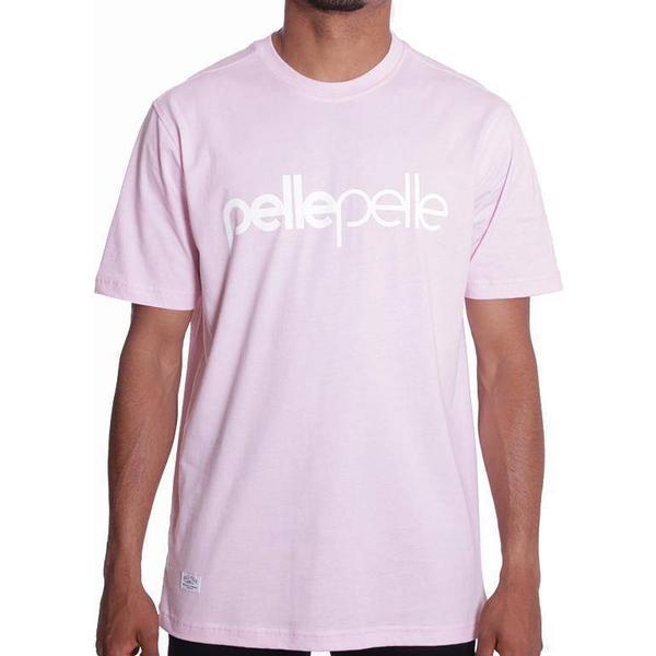 Pelle Pelle Back 2 the Basics T-shirt - Strawberry Cream