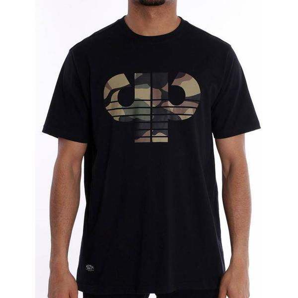 Pelle Pelle Camo Icon T-shirt - Black