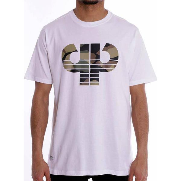 Pelle Pelle Camo Icon T-shirt - White