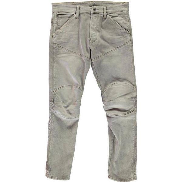 G-Star 5620 Elwood 3D Tapered Jeans - Light Aged