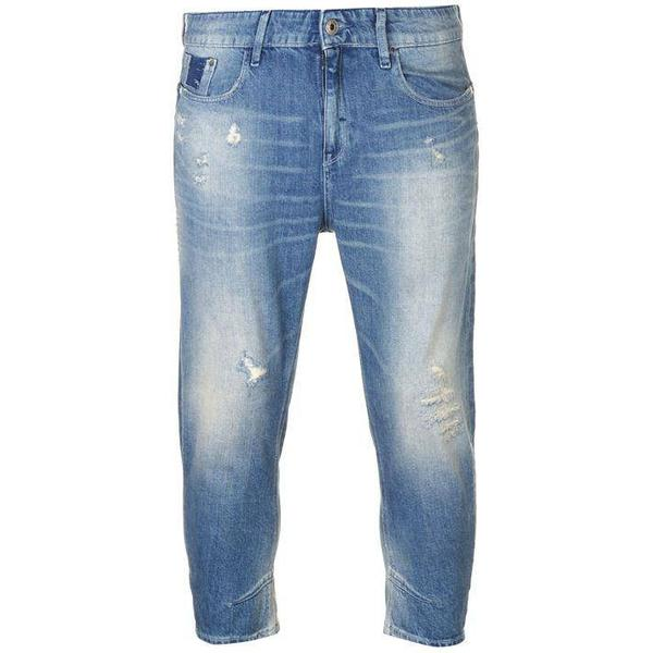 G-Star Type C 3D Loose Tapered Jeans - Med Aged Destry