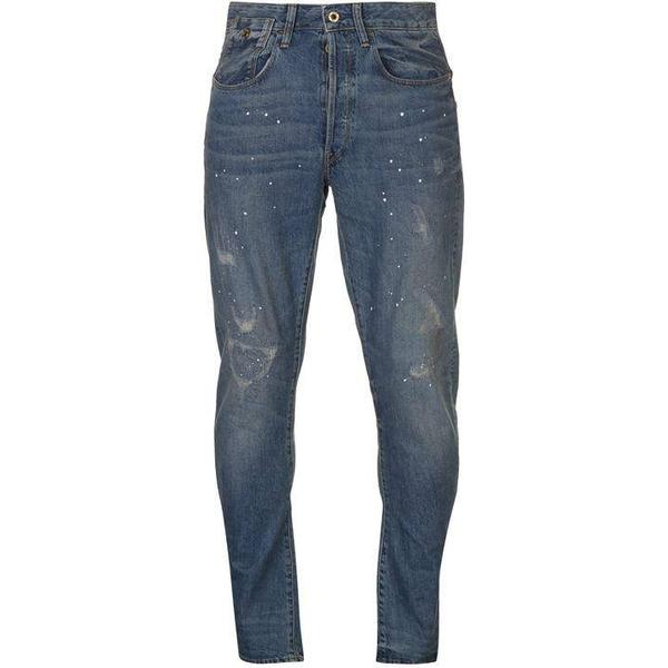 G-Star Type C 3D Tapered Jeans - Dark Aged Restored 71