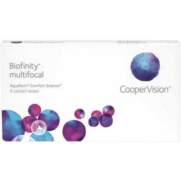 CooperVision Biofinity Multifocal 6-pack