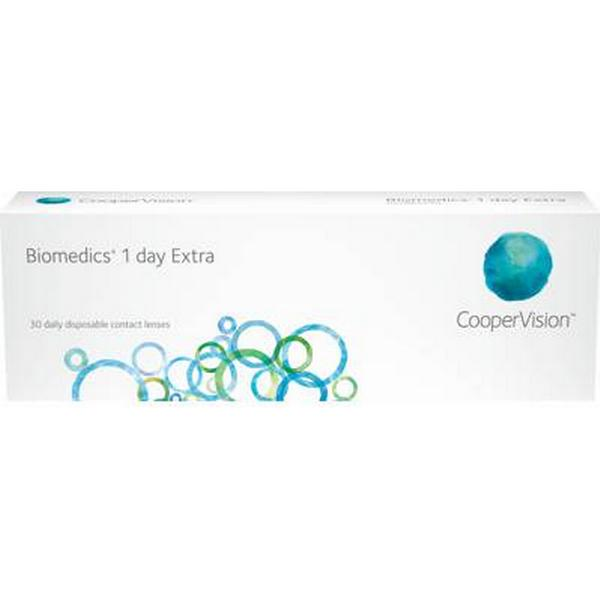 CooperVision Biomedics 1 Day Extra 30-pack