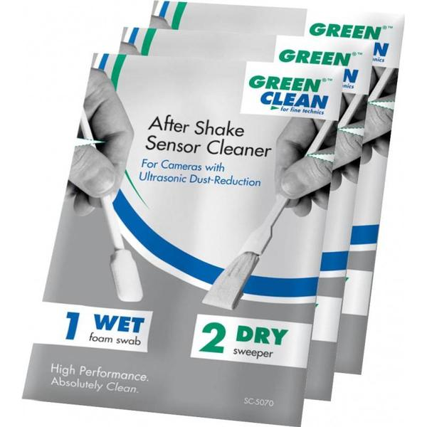 Green Clean After Shake Kit 3pack