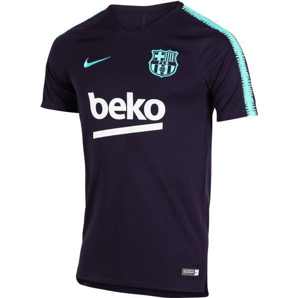 Nike Barcelona FC Breathe Squad Jersey 18/19 Sr