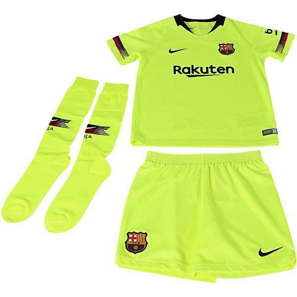 Nike Barcelona FC Away Jersey Mini Kit 18/19 Youth