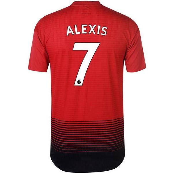 Adidas Manchester United Home Jersey 18/19 Alexis 7. Sr