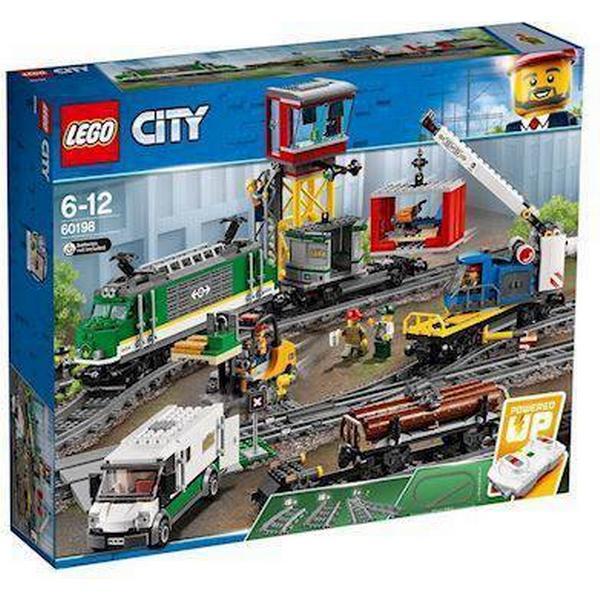 Lego City Godstog 60198