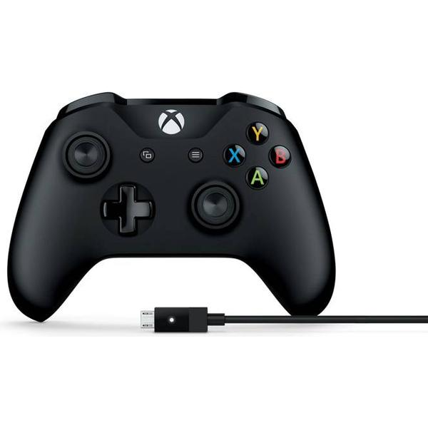 Microsoft Xbox One Wireless Controller V2 + Cable