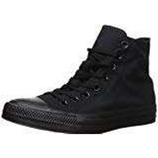 Converse Unisex 8.5 Adult M3310 Hi-Top Sneakers, Black (Black Mono), 8.5 Unisex UK (42 EU) 9542e5