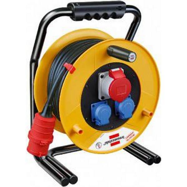 Brennenstuhl Brobusta 1316300 3-way 30m Cable Drum